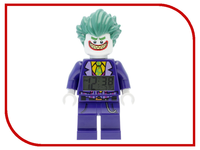 Часы Lego Batman Movie The Joker 9009341 the joker endgame