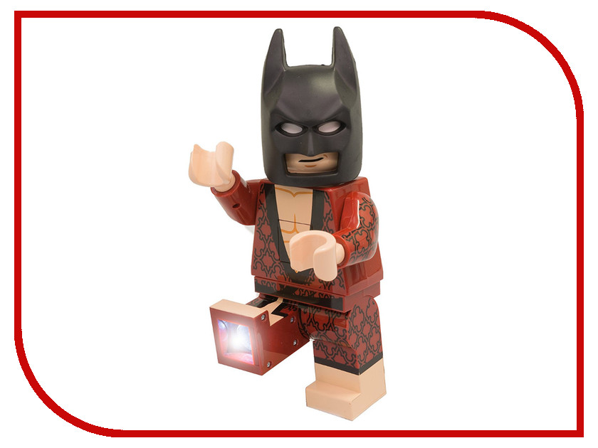 все цены на Светильник Lego Batman Movie Kimono Batman LGL-TOB12K