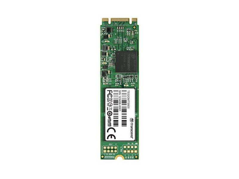 Жесткий диск Transcend TS32GMTS800S 32Gb