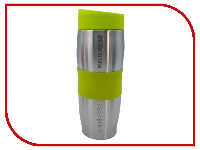 Термокружка Greys QES-006 380ml цена