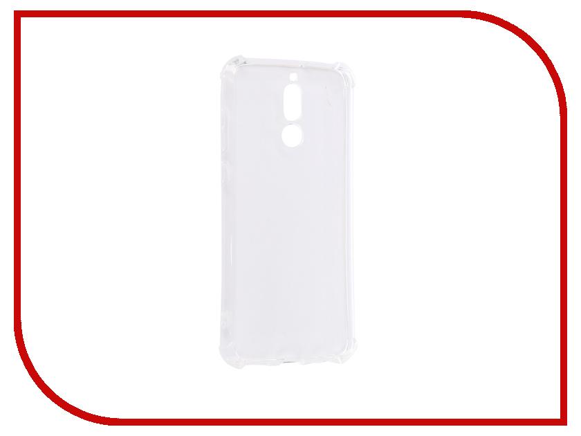 Аксессуар Чехол для Huawei Honor 2i Gecko Silicone Glowing White S-G-SV-HUAW2i-WH аксессуар чехол для huawei honor y5 2017 gecko transparent glossy white s g huay5 2017 wh