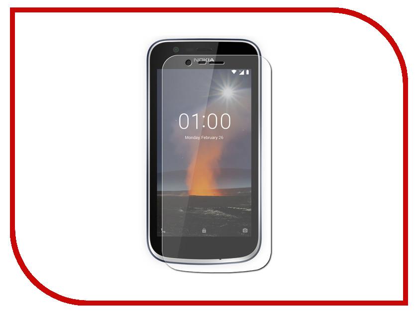 Аксессуар Защитное стекло Nokia 1 Gecko ZS26-GNOK1
