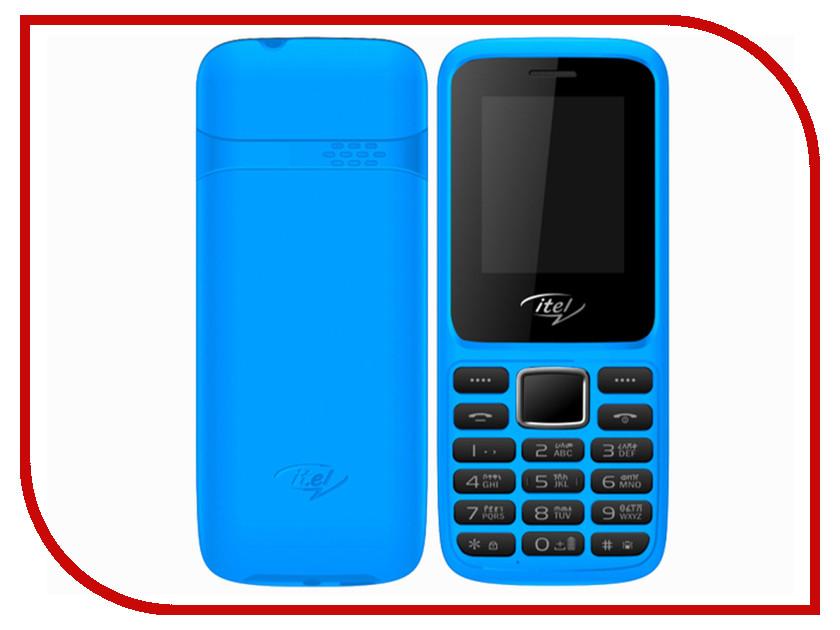 Сотовый телефон Itel IT2120 Sea Blue