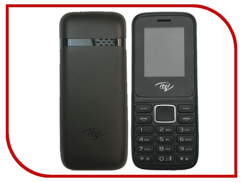 Сотовый телефон itel it2120 Black сотовый телефон archos sense 55dc 503438