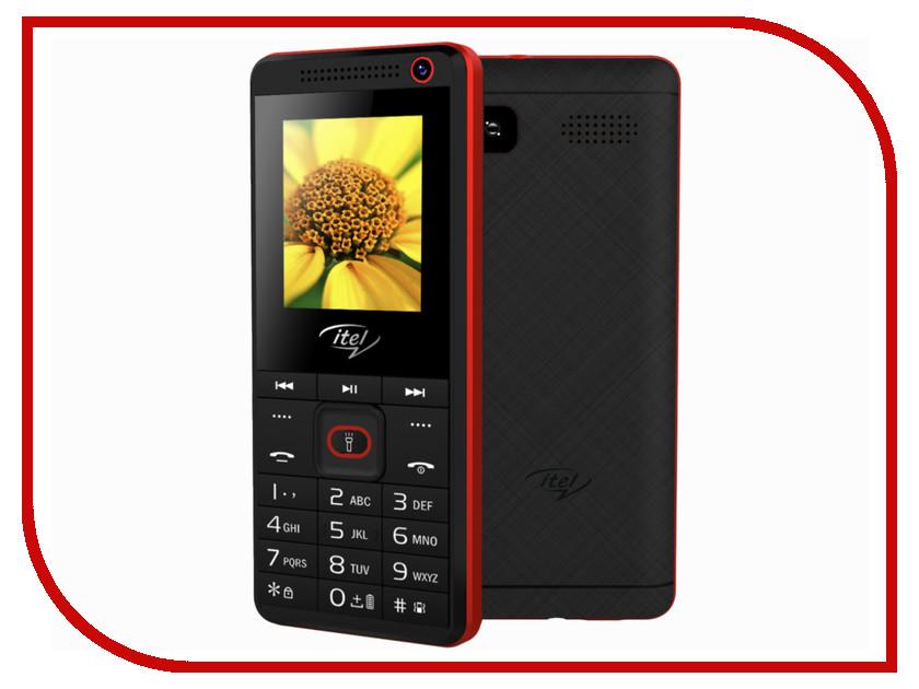 Сотовый телефон itel it2180 Red сотовый телефон senseit t100 black