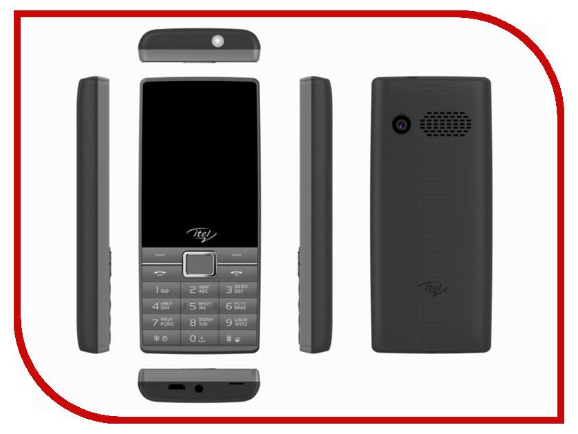 Сотовый телефон itel it5070 Gray сотовый телефон archos sense 55dc 503438
