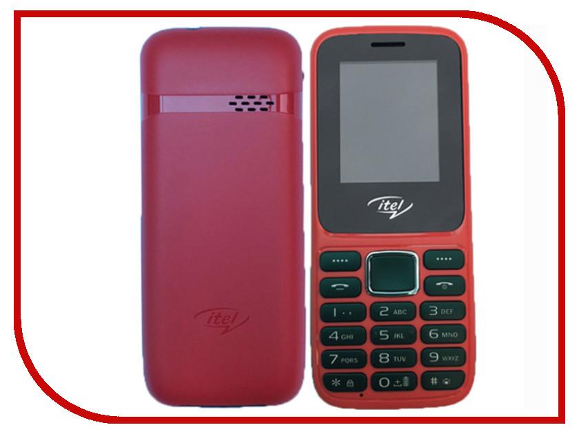 Сотовый телефон Itel IT2120 Red