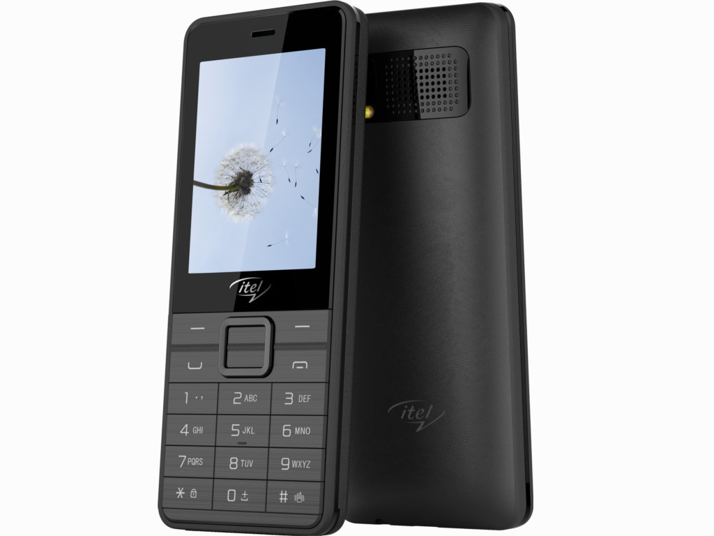 все цены на Сотовый телефон itel it5030 Black онлайн