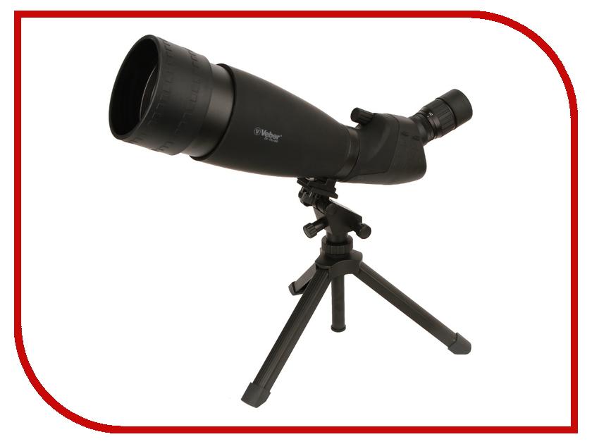 Зрительная труба Veber 25-75x100 25962