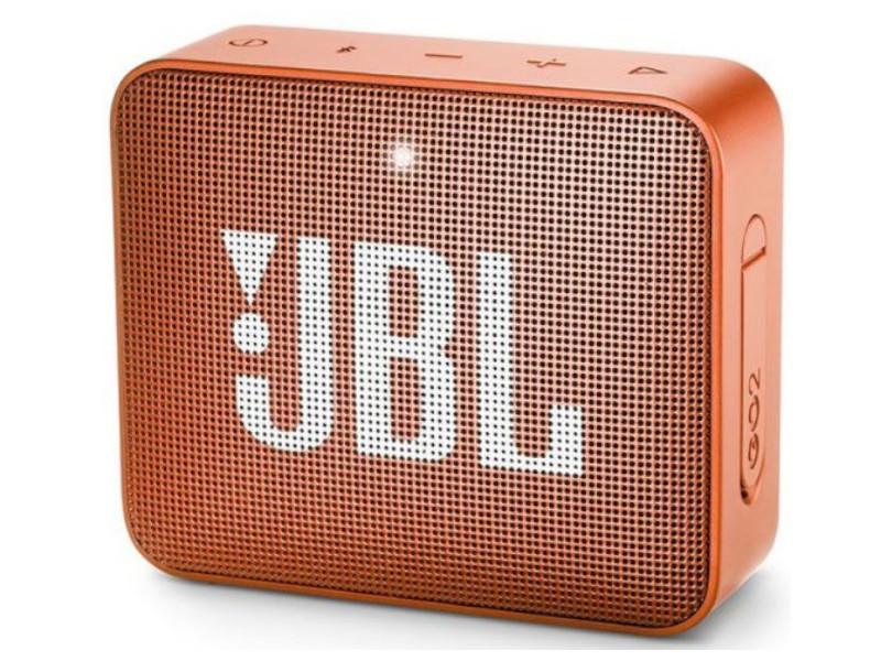 Колонка JBL GO 2 Coral Orange