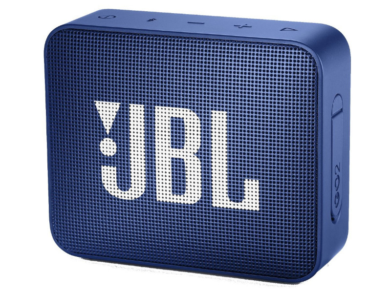 Колонка JBL GO 2 Deep Sea Blue