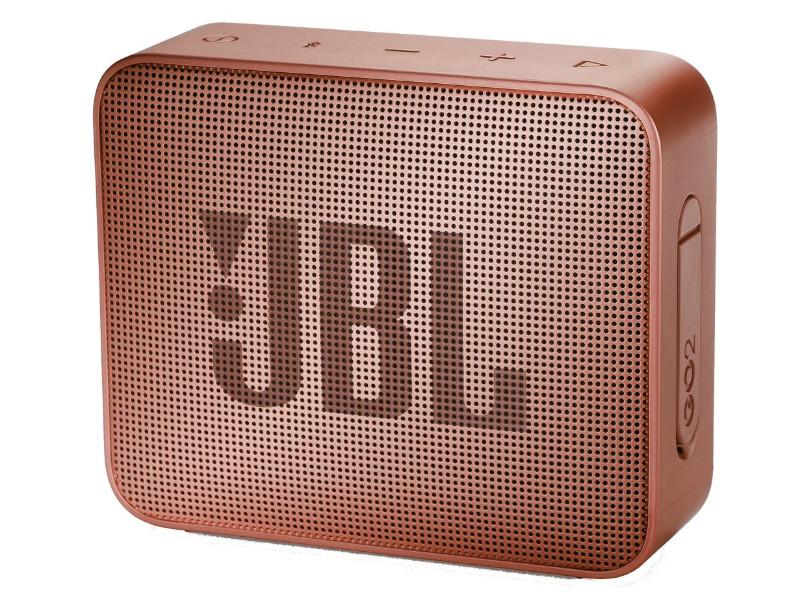 Колонка JBL GO 2 Sunkissed Cinnamon