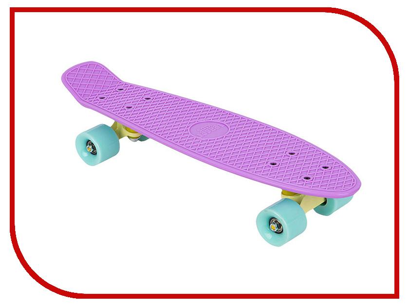 Скейт Leader Kids S-2206P Pastel Purple GL000388967 leader kids постельное белье собачки 7 пред leader kids бязь розовый