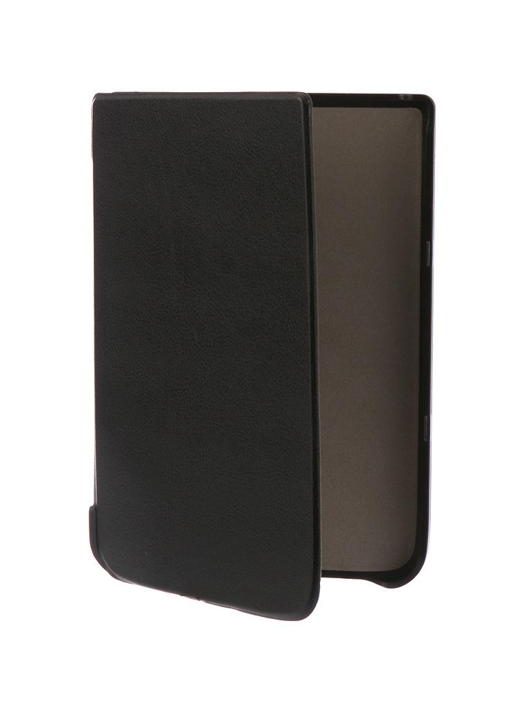 Аксессуар Чехол TehnoRim для Pocketbook 740 Slim Black TR-PB740-SL01BL