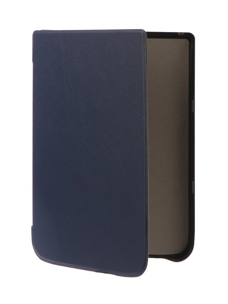 Аксессуар Чехол TehnoRim для Pocketbook 740 Slim Dark-Blue TR-PB740-SL01DBLU