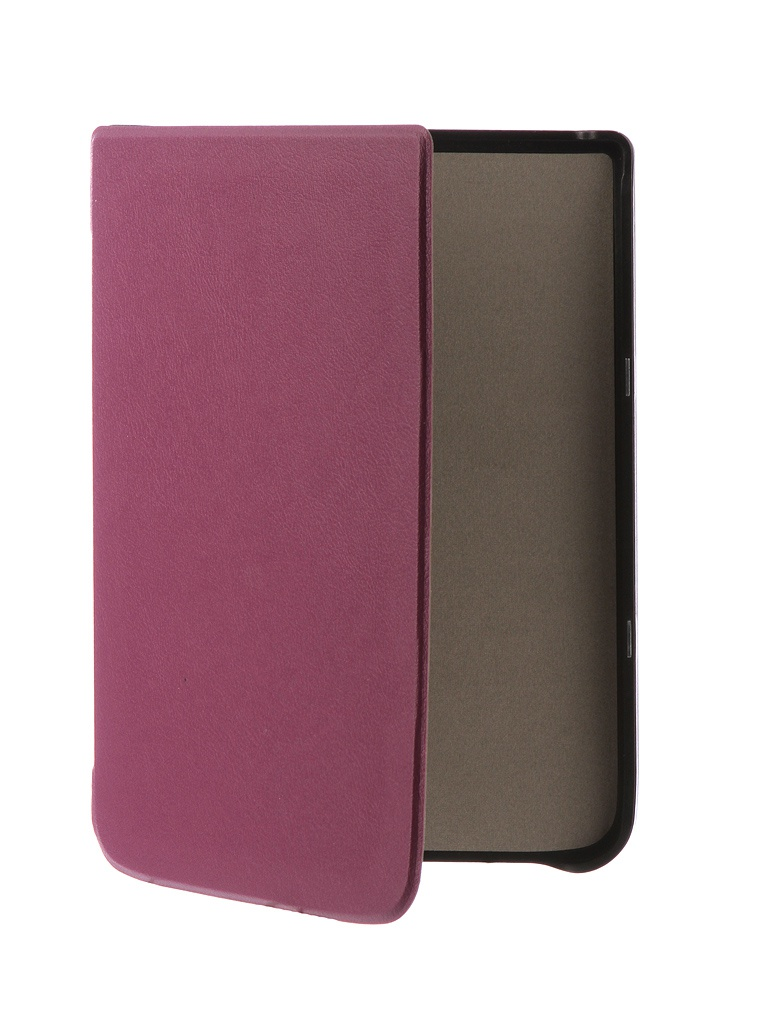 Аксессуар Чехол TehnoRim для Pocketbook 740 Slim Purple TR-PB740-SL01PR