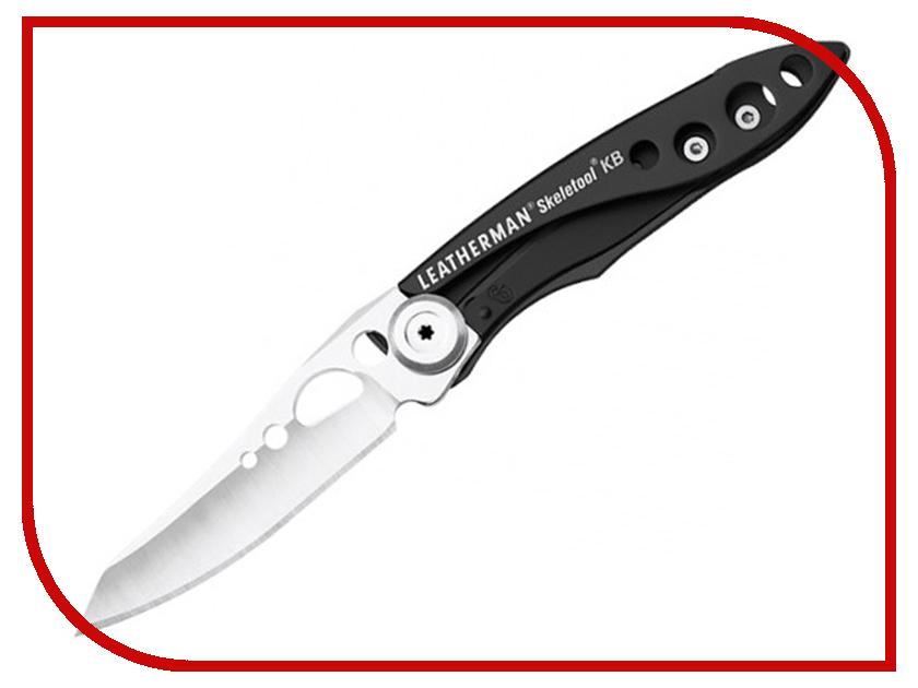 Нож Leatherman Skeletool KB 832385 мультитул leatherman skeletool сoyote цвет коричневый