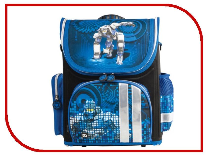 Рюкзак Brauberg Робот 225443 brauberg brauberg рюкзак урбан голубой
