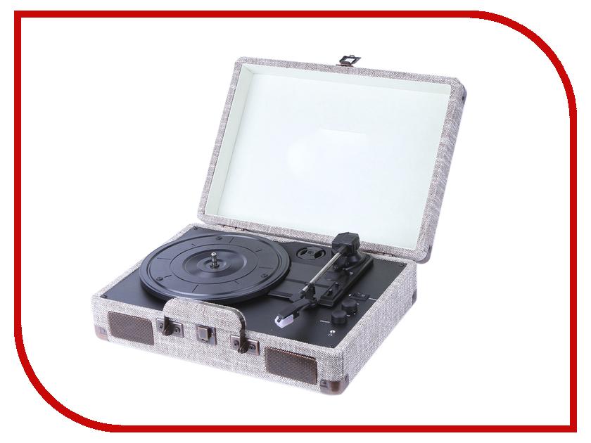 Проигрыватель Crosley Cruiser Deluxe Portable CR8005D-HA crosley portfolio portable