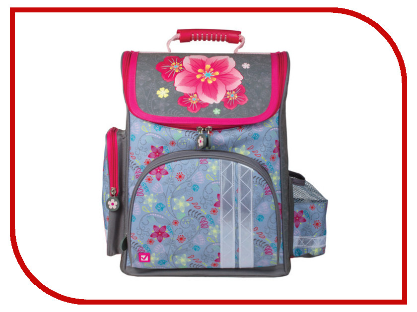 Рюкзак Brauberg Орхидея 226266 рюкзак детский brauberg brauberg школьный рюкзак flagman