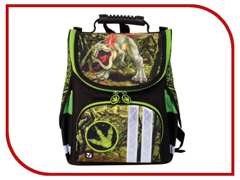 Рюкзак Brauberg Динозавр 226286 brauberg brauberg рюкзак для старшеклассников и студентов бронкс синий желтый