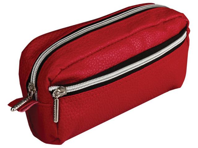 Пенал Brauberg Идеал Red 226729