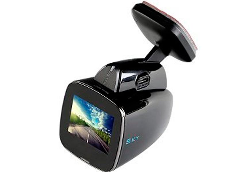 Видеорегистратор SilverStone F1 A80-GPS Sky автомобильный видеорегистратор silverstone f1 a35 fhd