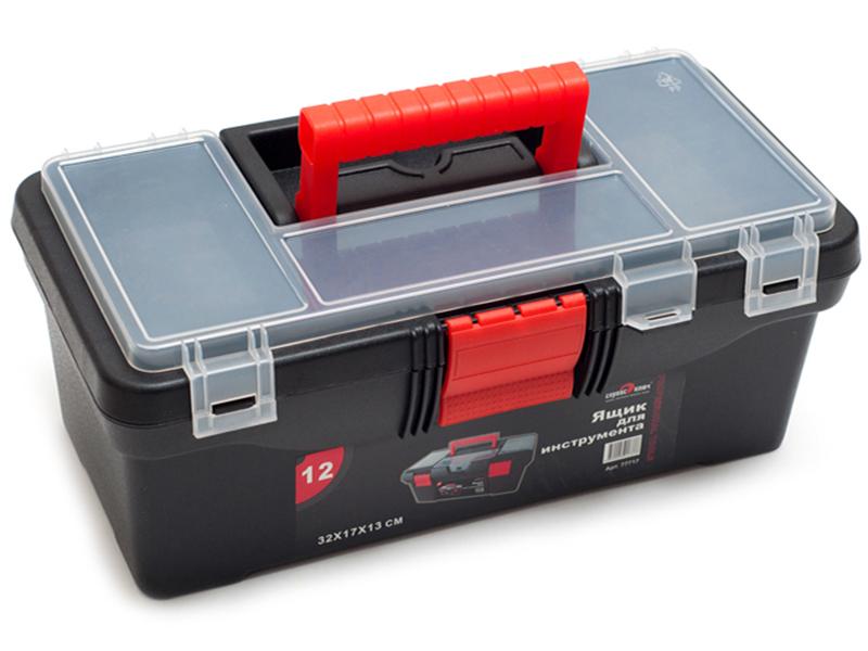 Ящик для инструментов Сервис ключ 320х170х130 77717