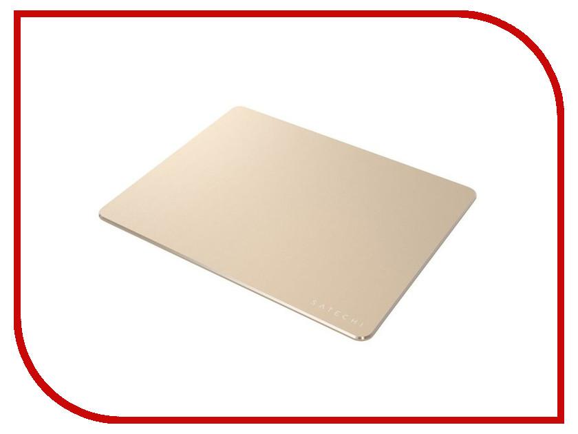 Коврик Satechi Aluminum Mouse Pad Gold ST-AMPADG цена
