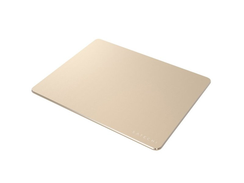 Коврик Satechi Aluminum Mouse Pad Gold ST-AMPADG