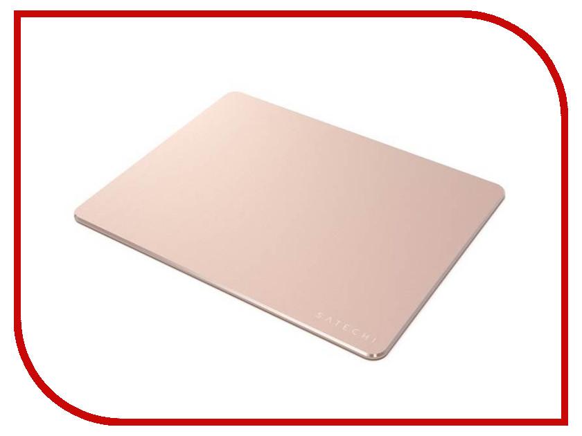 Коврик Satechi Aluminum Mouse Pad Rose Gold ST-AMPADR