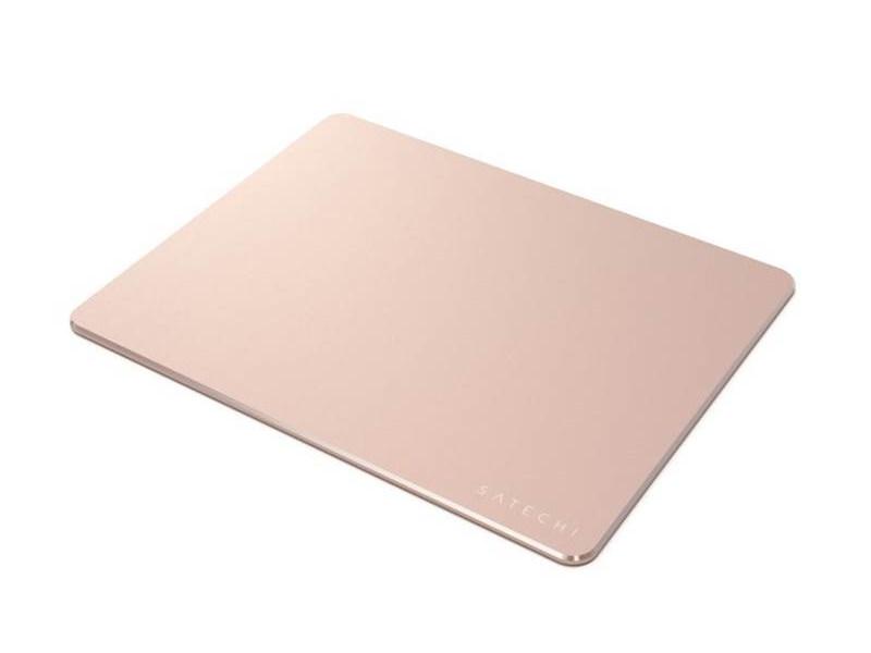 Коврик Satechi Aluminum Mouse Pad Rose Gold ST-AMPADR все цены