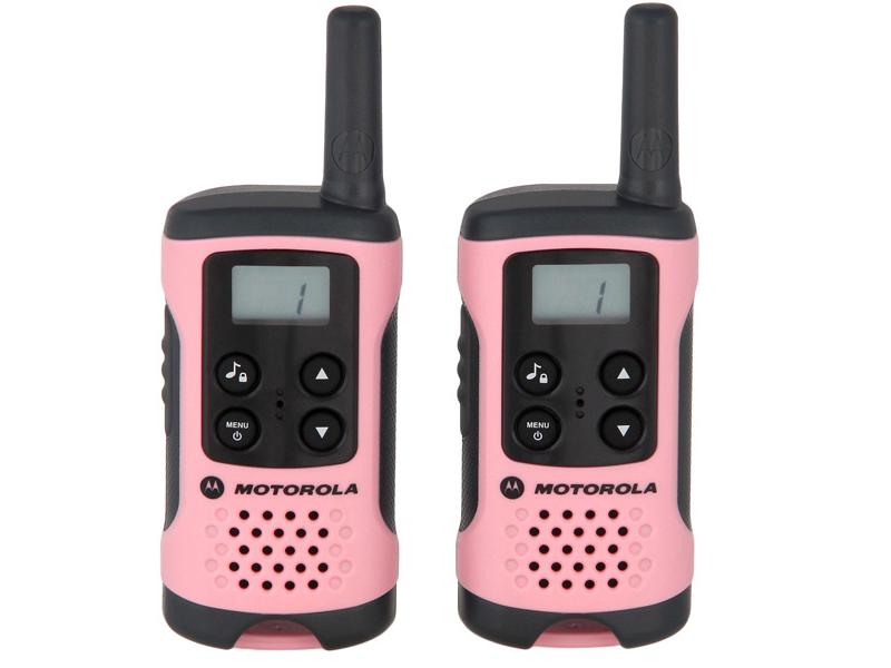 Рация Motorola TLKR-T41 Pink motorola tlkr t41 розовый