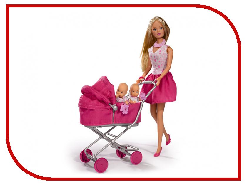 Кукла Simba Штеффи с коляской 93334 / 5738060 simba сортер грибок