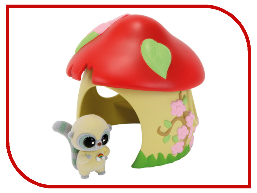 Игровой набор Simba YooHoo & Friends Домик-грибок 85855 / 5955307 simba simba оружие игрушечное игровой набор полицейский патруль