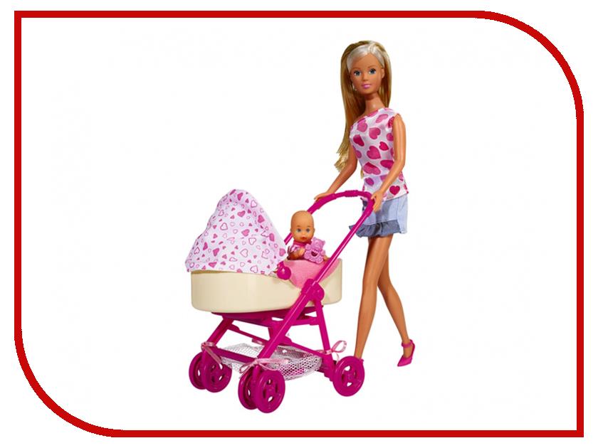 Кукла Simba Штеффи с новорожденным 86179 / 5730861 кукла simba штеффи с новорожденным