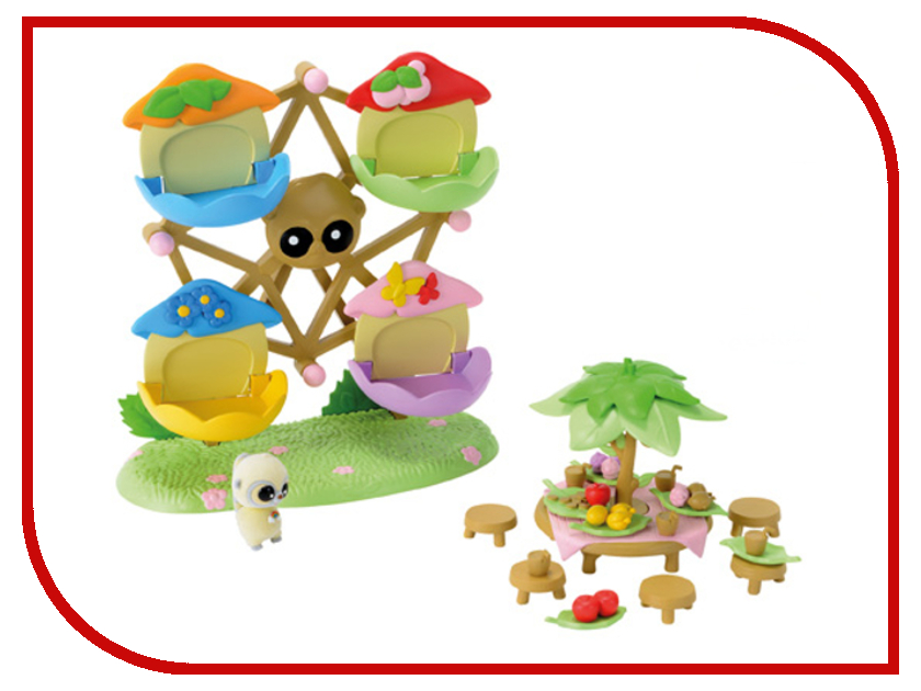 Игровой набор Simba YooHoo & Friends Каруселька 86328 / 5955312 simba игровой набор ворота в теракону simba