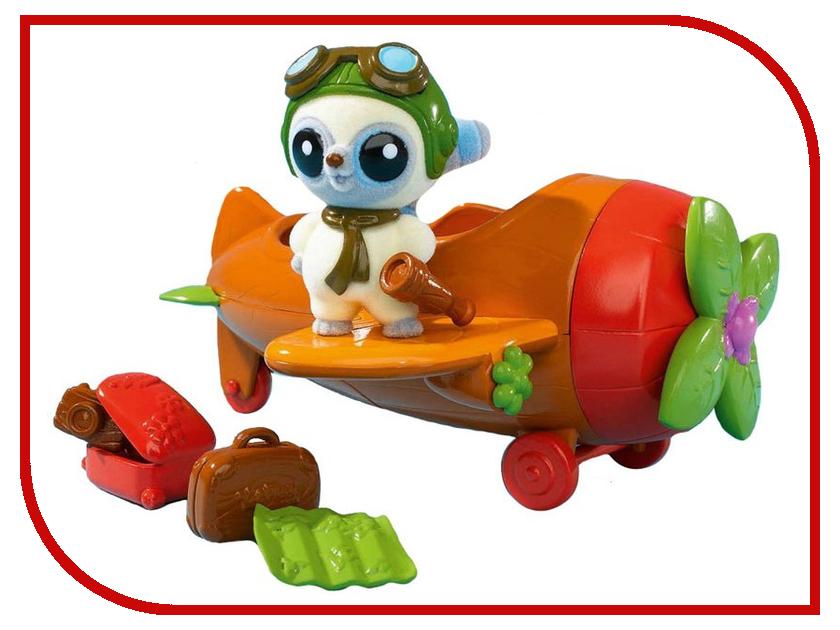 Игровой набор Simba Юху и его друзья Приключения на самолете 103651 / 5950591