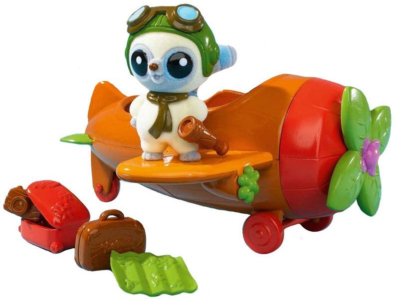 Игровой набор Simba Юху и его друзья Приключения на самолете 103651 / 5950591 стоимость