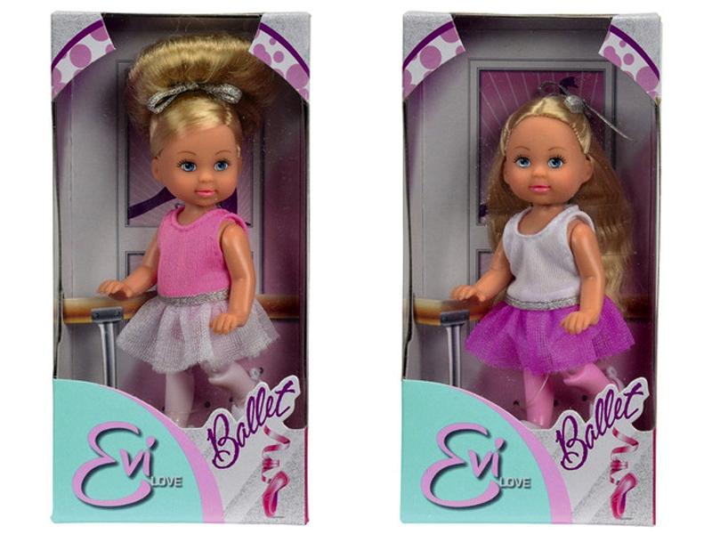 Кукла Simba Еви Балерина 105666 / 5730947