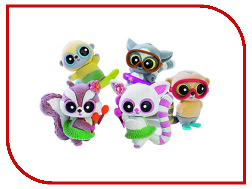 Игрушка Simba YooHoo & Friends Beach 142006 / 5950620 игровые наборы simba yoohoo