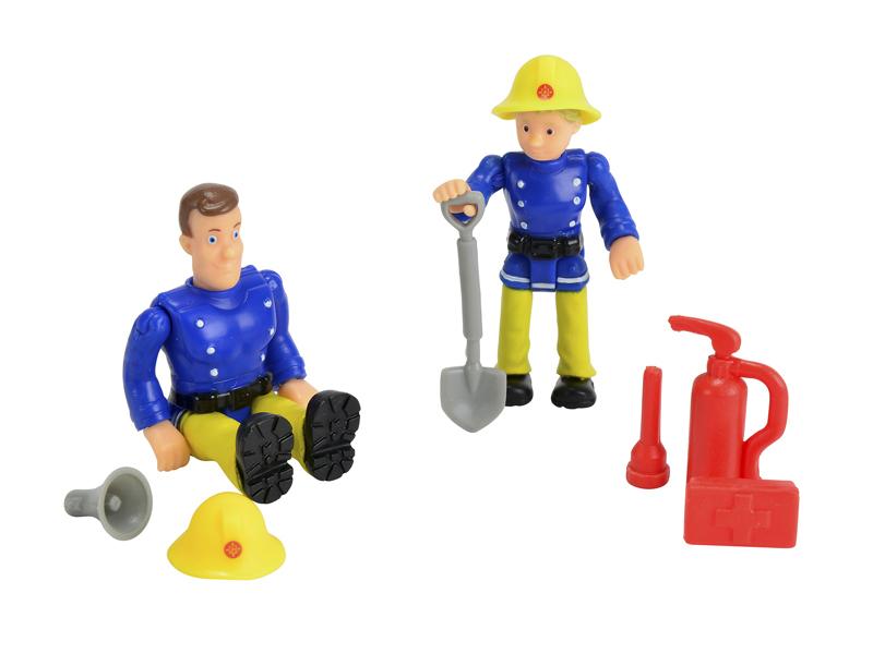 Игровой набор Simba Пожарный Сэм 247853 / 9251050 цена