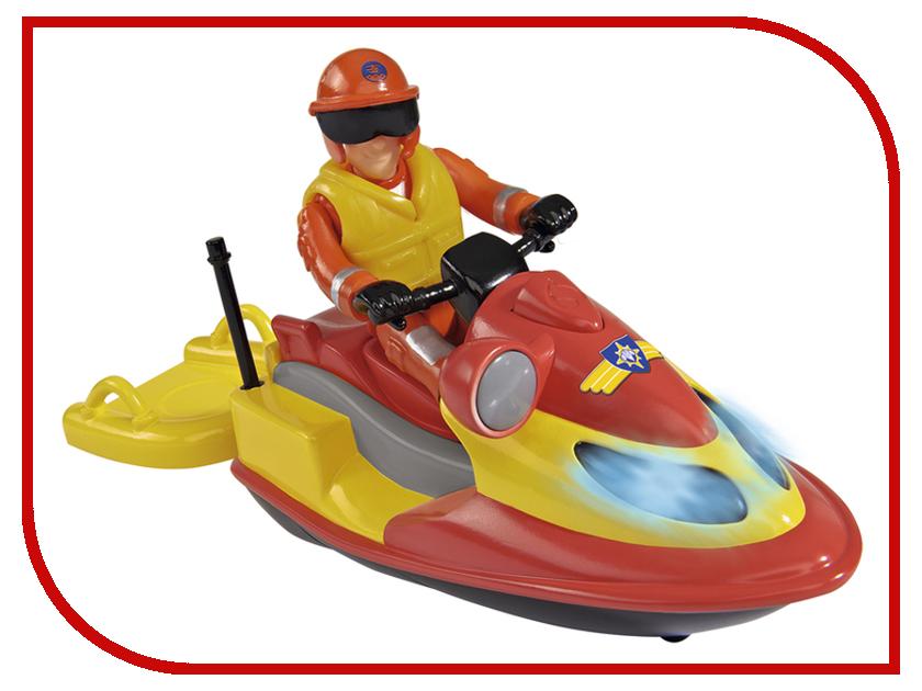 Игрушка Simba Гидроцикл Пожарный Сэм 247797 / 9251662 игрушка врумиз набор инерционных машинок спиди софи слон пожарный