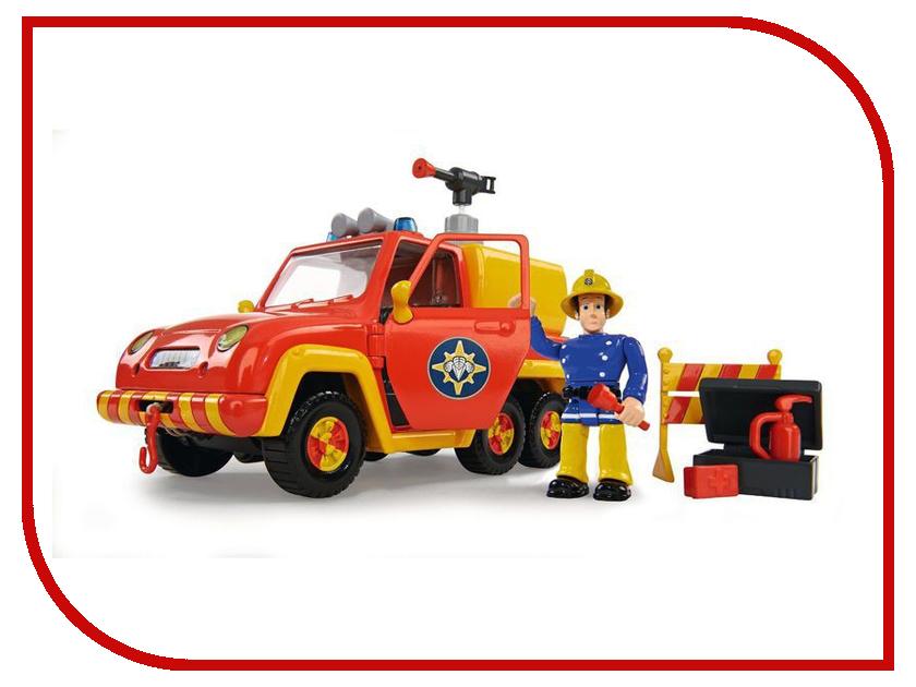 Игрушка Simba Машинка Пожарный Сэм 247651 / 9251054 simba водный пистолет simba пожарный сэм 17см