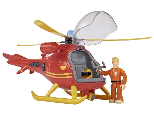 Игрушка Simba Вертолет Пожарный Сэм 241028 / 9251661 игрушка нордпласт пожарный 294
