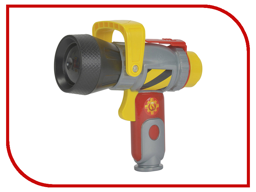 Игрушка Simba Пожарный Сэм 223247 / 9250748 simba водный пистолет simba пожарный сэм 17см
