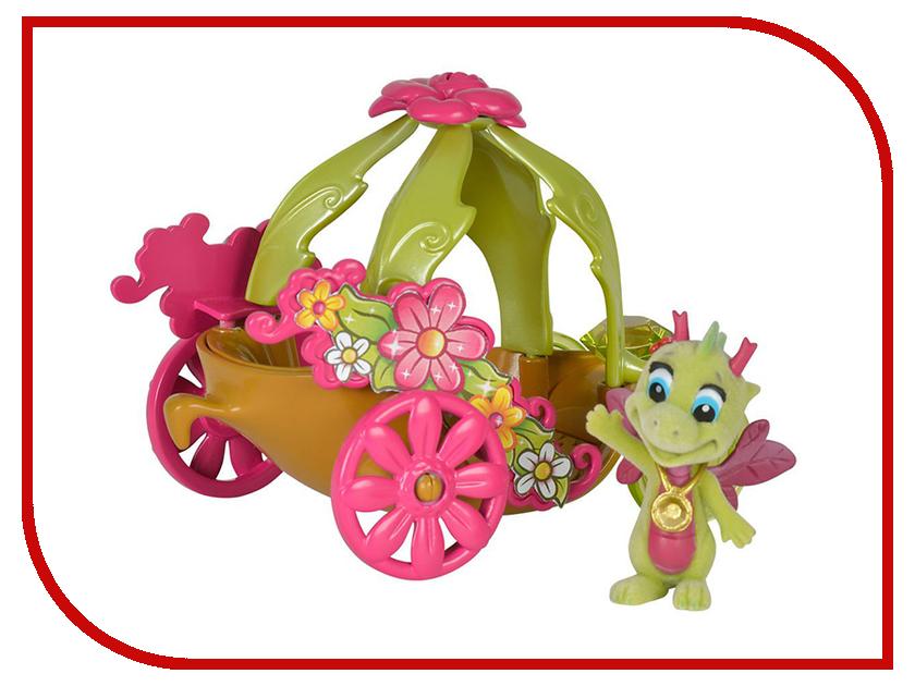 Игрушка Simba Сафирас Карнавальная карета 219379 / 5952180 simba игровой набор карета дракончиков safiras цвет салатовый розовый