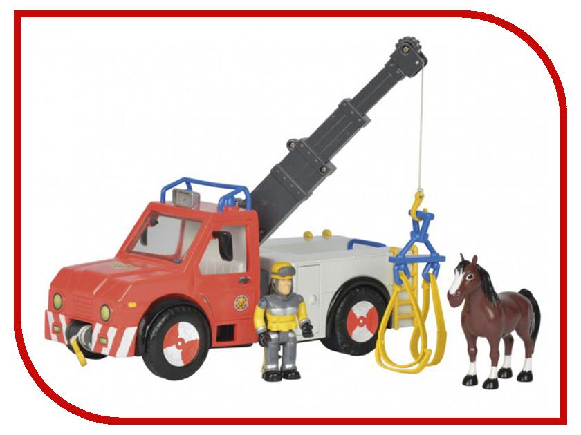 Игровой набор Simba Пожарный Сэм Машина Феникс 314191 / 9258280 набор машин пожарный сэм