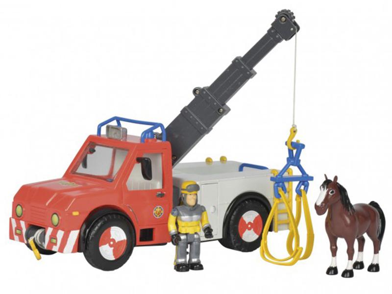 Игровой набор Simba Пожарный Сэм Машина Феникс 314191 / 9258280 цена