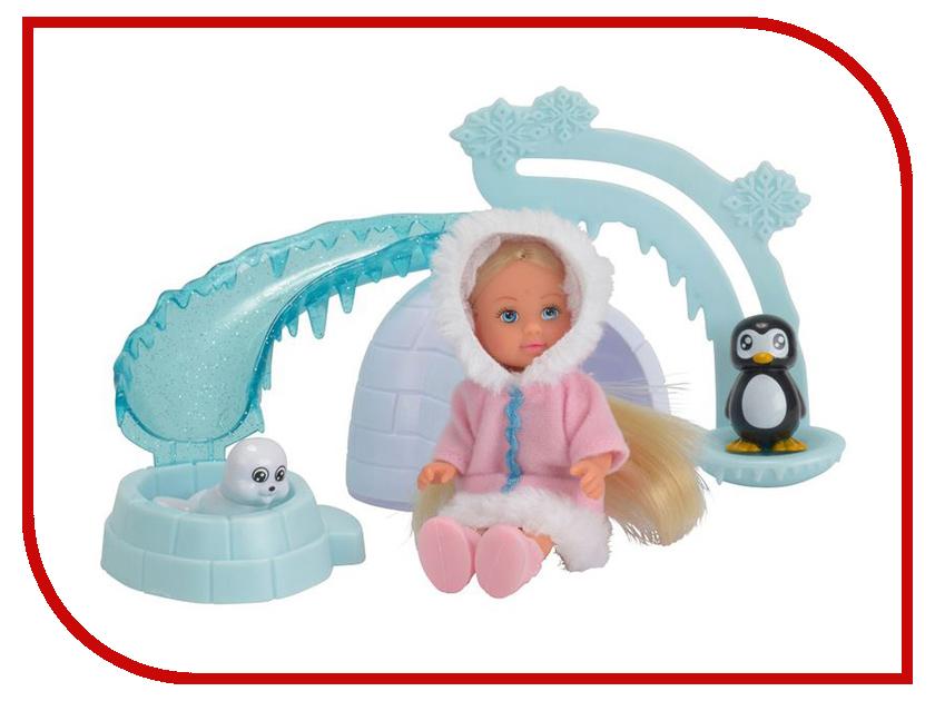 Кукла Simba Еви на северном полюсе 12 см 5732339 simba кукла еви балерина 12 см цвет белый розовый